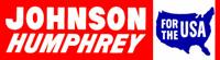 Johnson / Humphrey
