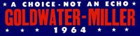 Goldwater / Miller