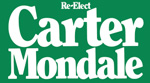 Carter / Mondale