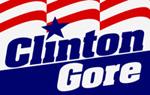 Clinton / Gore