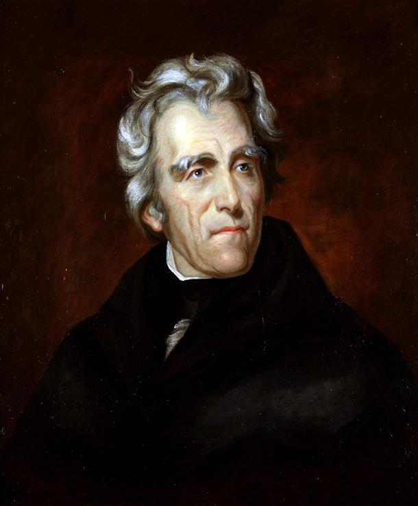 Andrew Jackson photo