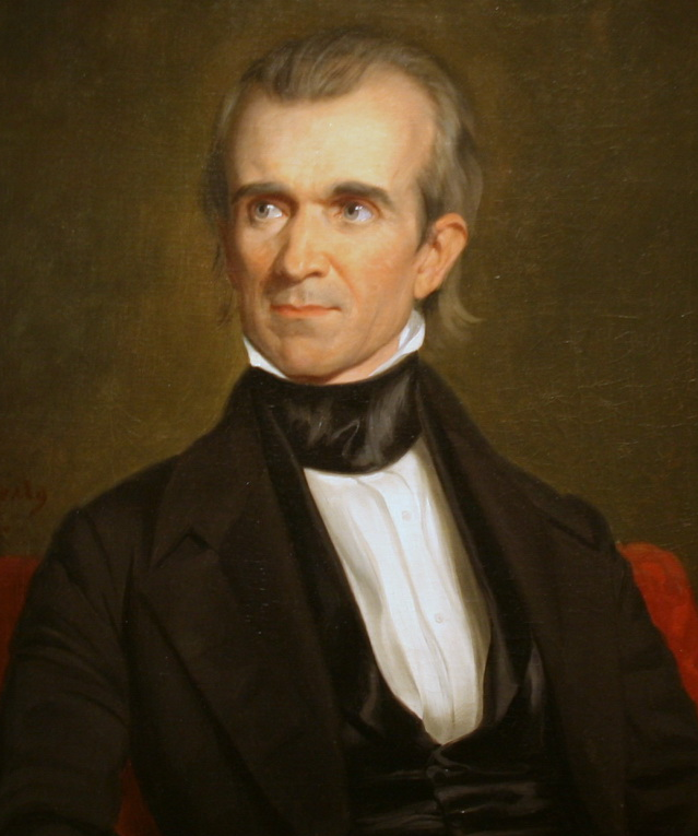 James K. Polk photo