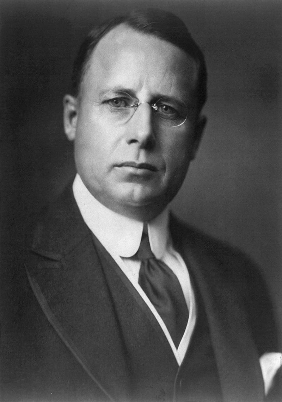 Photo of James M. Cox