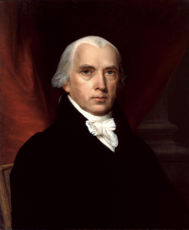 James Madison photo