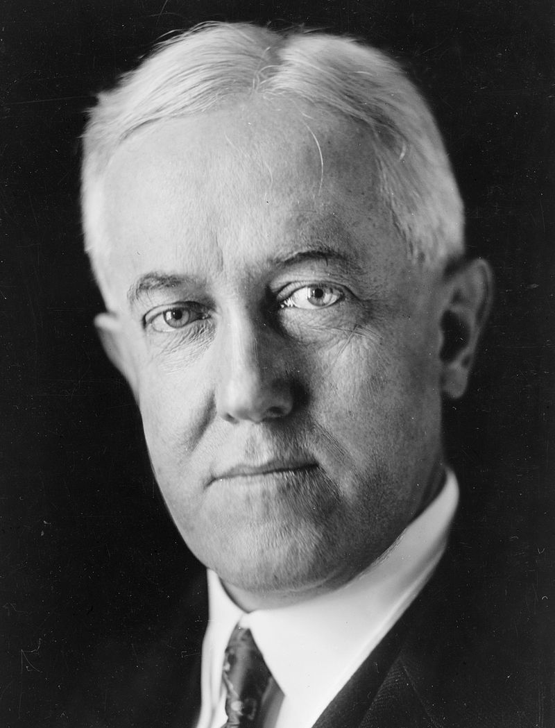 Photo of John W. Davis