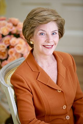 Laura Bush photo