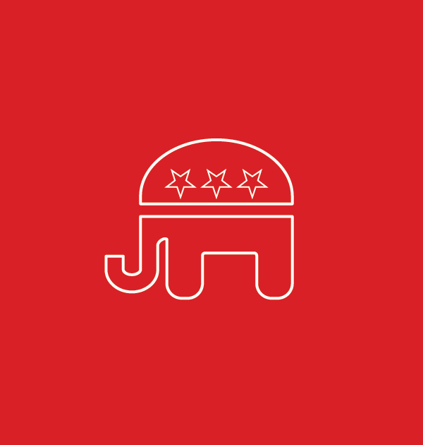 Republican Party symbol picture