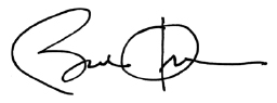 Signature of Barack Obama