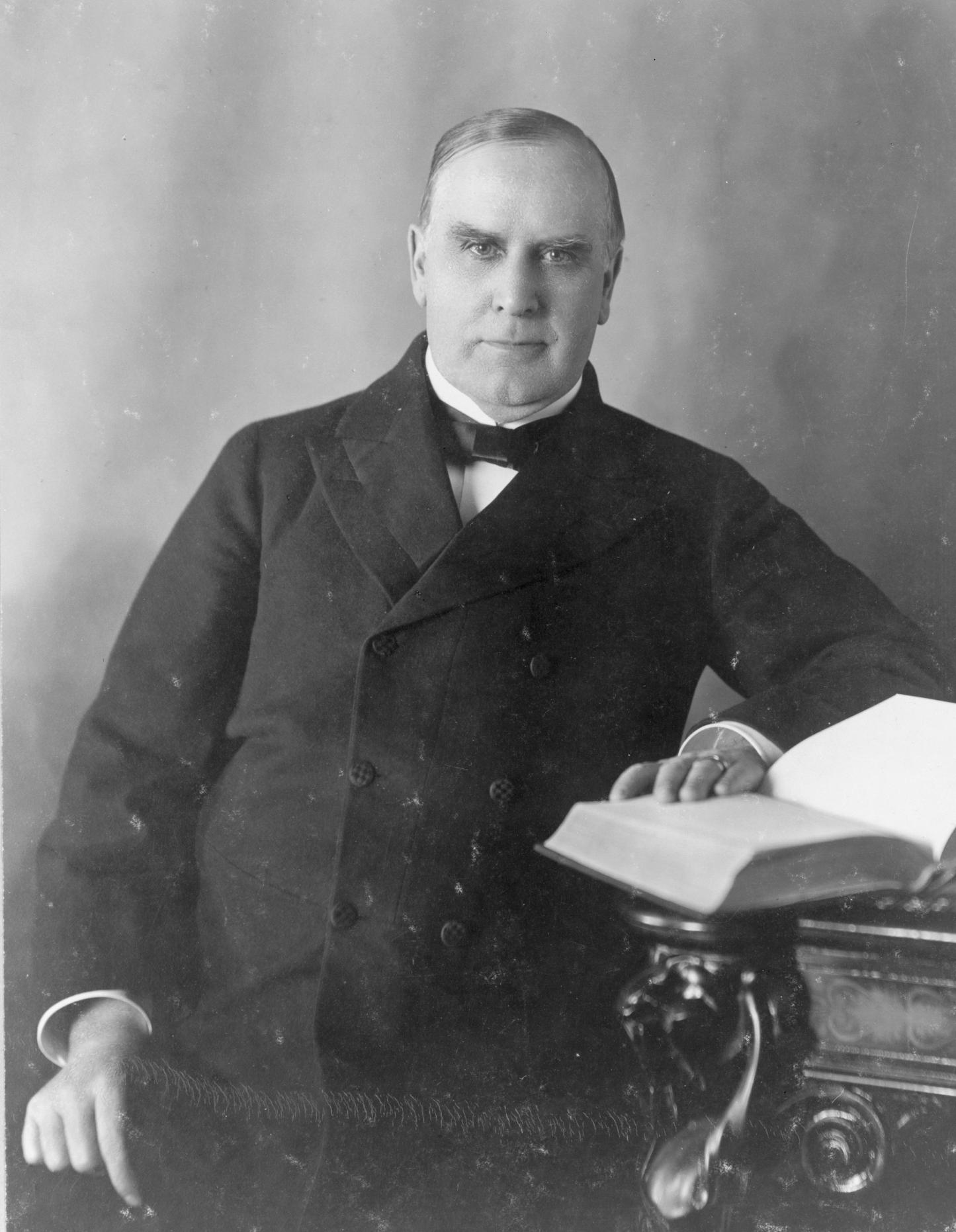 William McKinley photo
