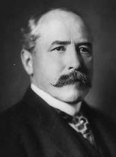 Photo of Alton B. Parker