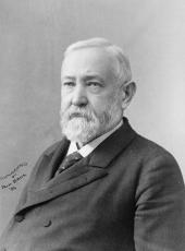 Benjamin Harrison photo