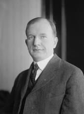 Photo of Burton K. Wheeler