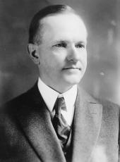Calvin Coolidge photo