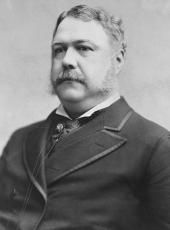 Chester A. Arthur photo