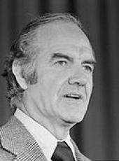 George McGovern photo