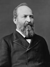 James A. Garfield photo