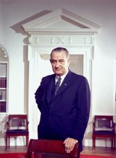 Lyndon B. Johnson photo