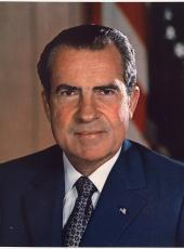 Richard Nixon photo