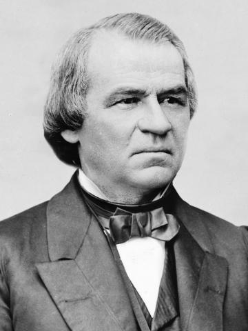 Andrew Johnson photo