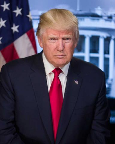 Donald J. Trump photo