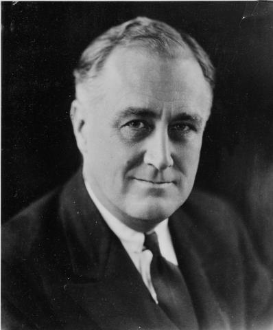 Franklin D. Roosevelt photo