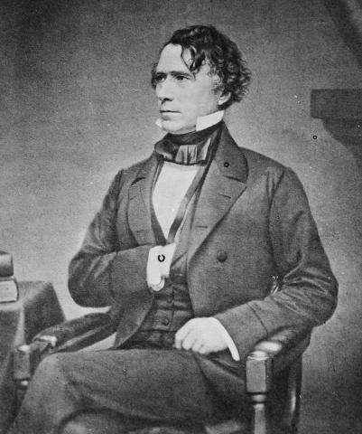 Franklin Pierce photo