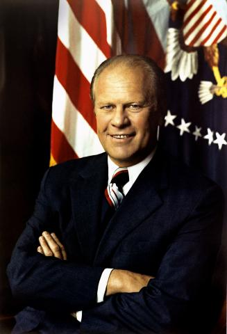 Gerald R. Ford photo