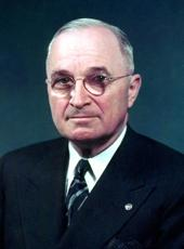 Harry S. Truman photo