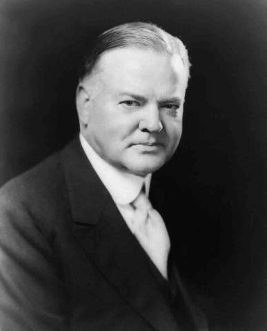 Herbert Hoover photo