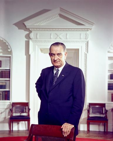 Lyndon B. Johnson photo