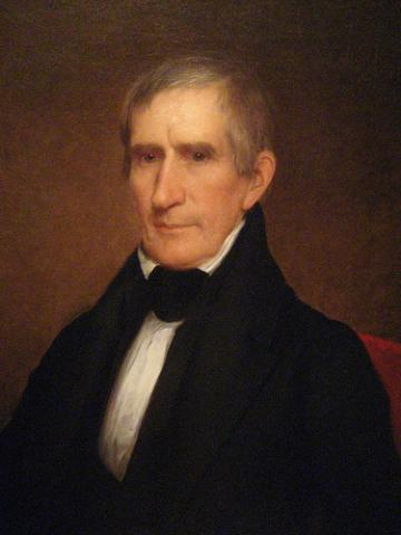 William Henry Harrison photo