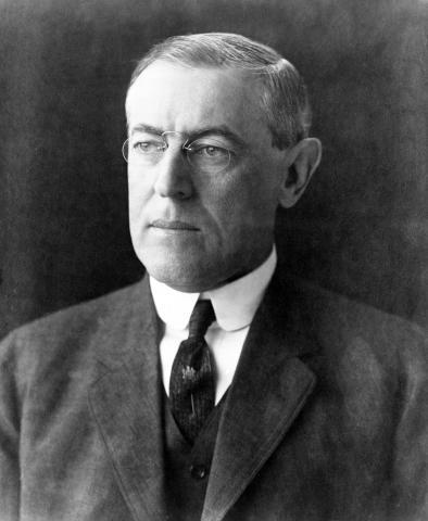 Woodrow Wilson photo